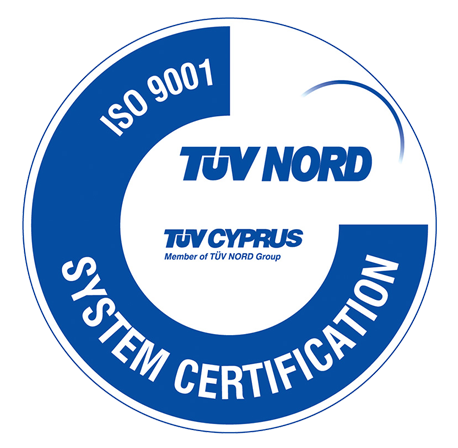 ISO 9001-2005 Certification