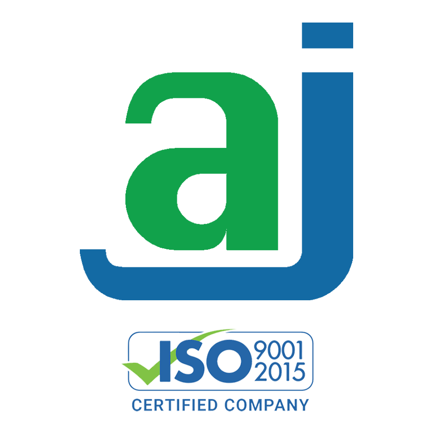 Logo_AJ & ISO9001